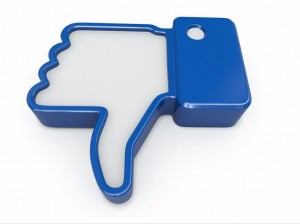 Facebook Anger Over Reach