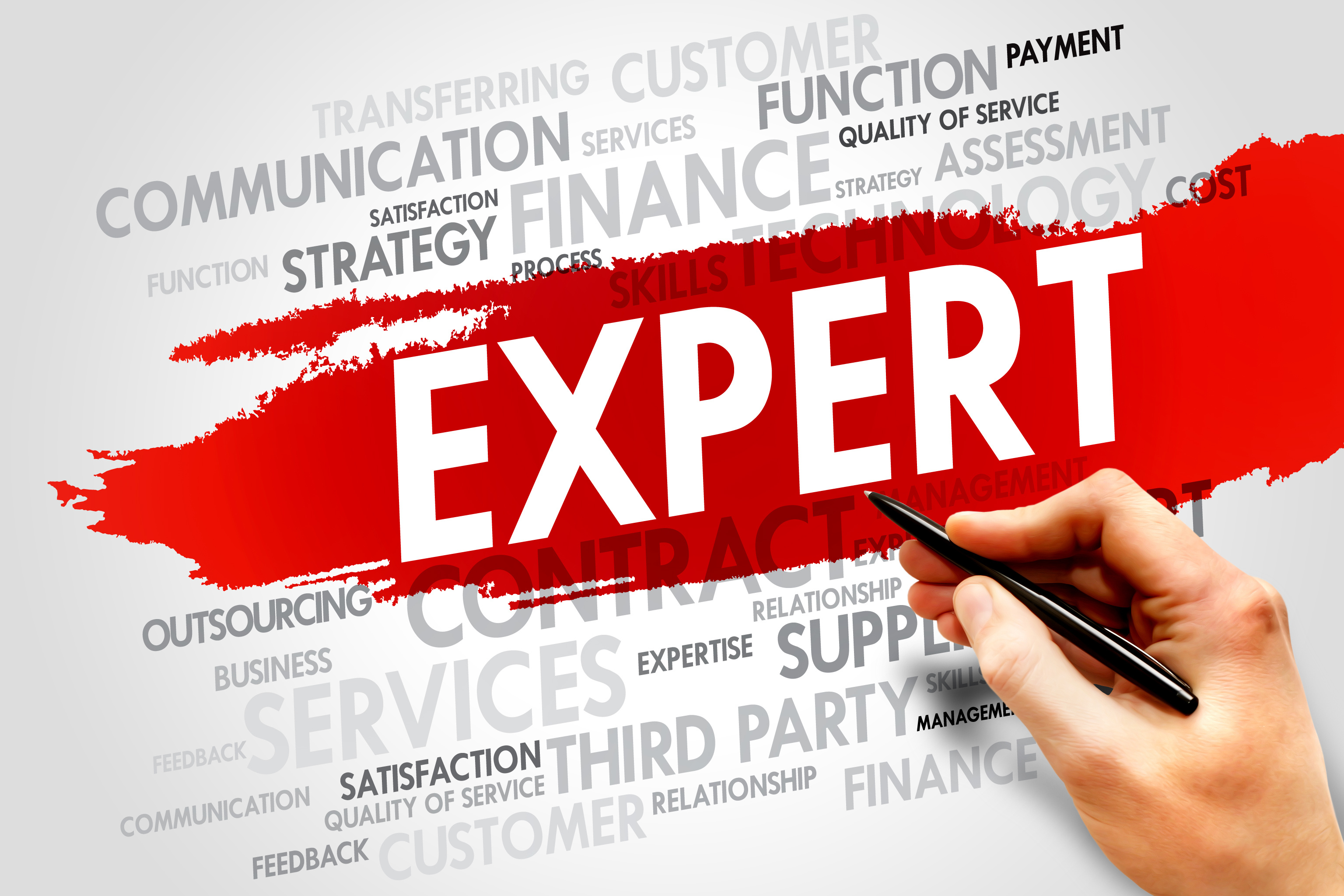 Make Yourself the Expert