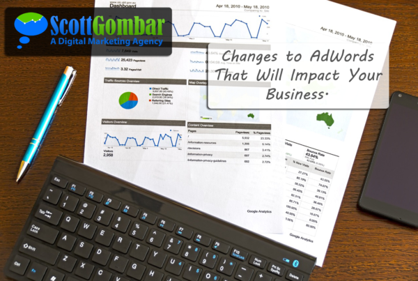 AdWords updates that will impact your business